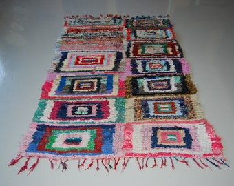 Large Moroccan Area Rug L208