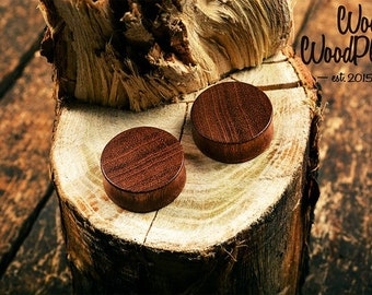 0g 00g sapele Ear plug /  ear plugs gauges /organic wood plugs / 0g plugs/  00g plugs  12 mm 14 mm 16mm 18mm 20mm 22mm 24mm 26mm  30mm