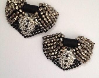 Burlesque bow tie / taxido pasties