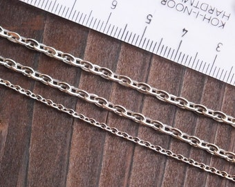 Surgical stainless steel chain