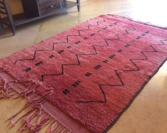 moroccan carpet beni ouarain