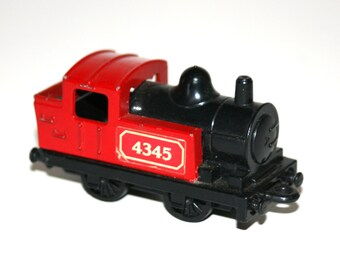 Vintage 1970's MATCHBOX / LESNEY 'Superfast' Diecast 0-4-0 Steam Loco Train - Made In England