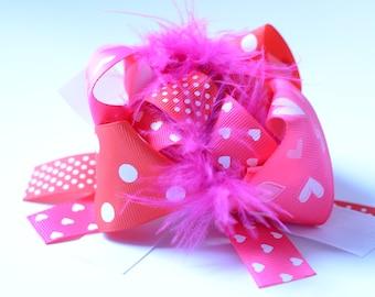 Sweet Valentines Bow