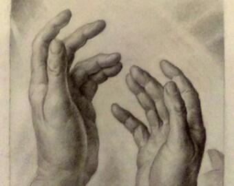 Hands of Light by Alexander Rosenfeld