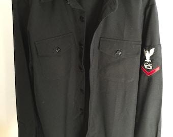 Mod Military Shirt