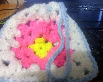 Crochet bags, Crochet Bag, Crochet Coin Purse, Crochet Coins, Crochet Purse, Small Crochet Bag, taschen häkeln, Crochet Pouches, Granny Bag