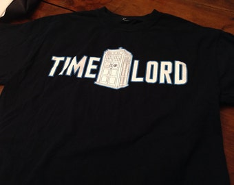 Doctor Who shirt - MD
