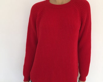Cashmere sweaters with raglan sleeves