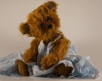 Mohair Teddy Bear Artist Bear Eliana