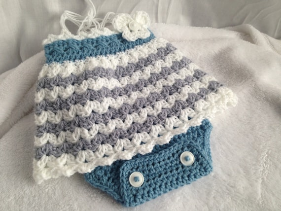 Crochet Pattern Baby Romper Crochet Baby By