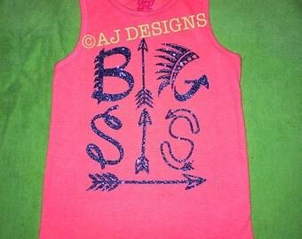 Big Sis Shirt --Big Sister