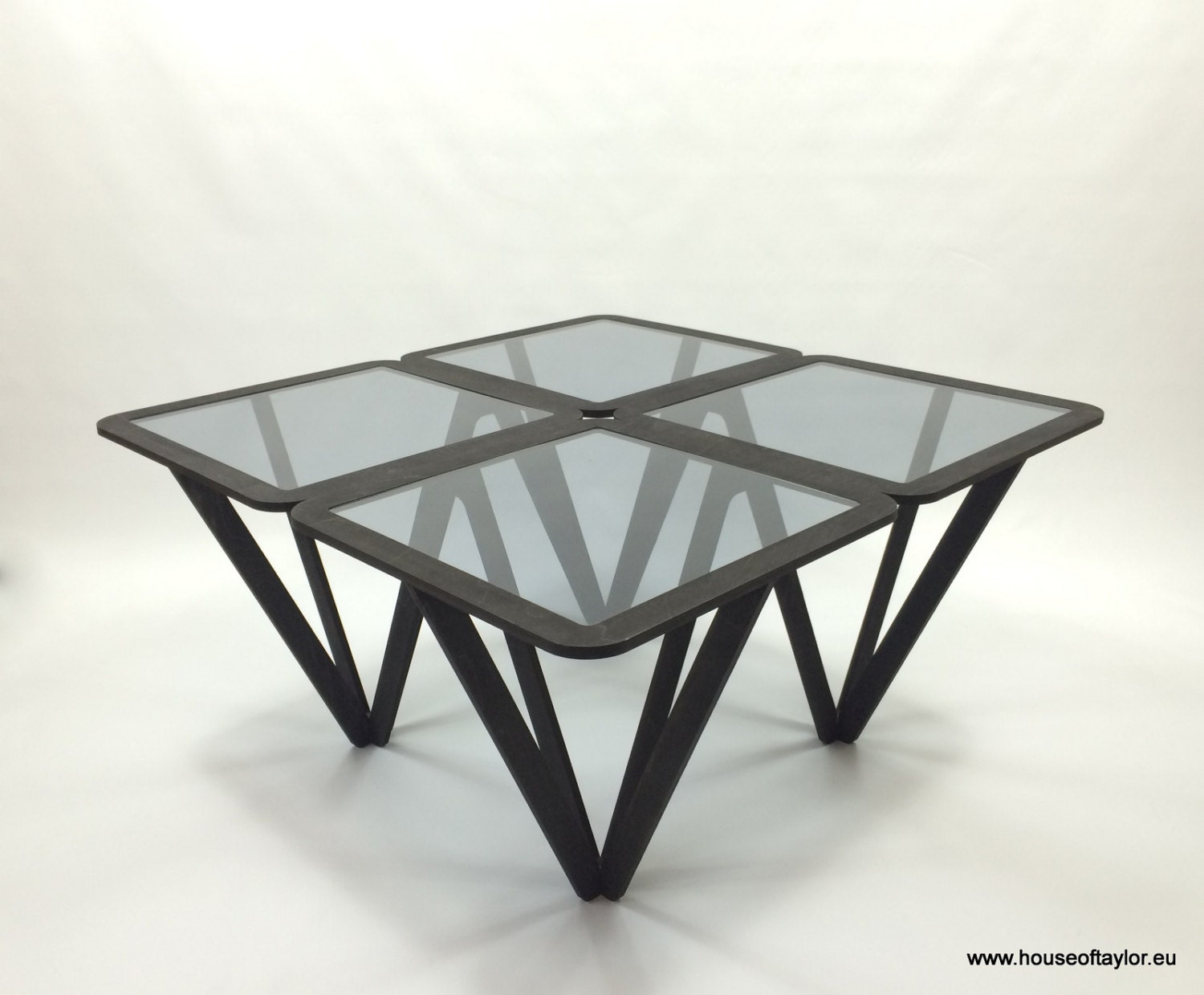 coffee table large glass table laser cut coffee table. Black Bedroom Furniture Sets. Home Design Ideas