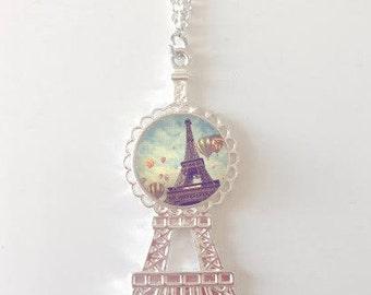 SALE!!! Paris Eiffel tower necklace