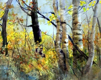 Aspen Grove 10 -- by Bonnie White