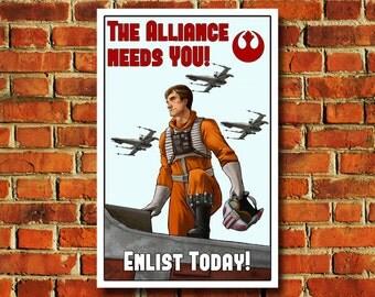 Star Wars Poster - #0453