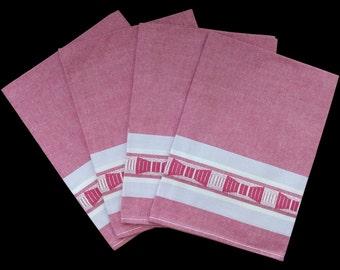 Tea Towel, 100% French Lint Free Cotton