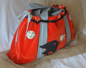 The Fish and Bubbles' Bag