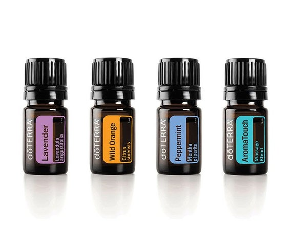 Doterra Single Essential Oils