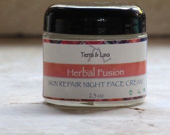 Herbal Fusion Skin Repair Night Cream 70gm
