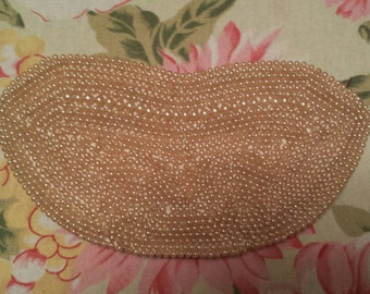 Vintage Beaded Evening Clutch