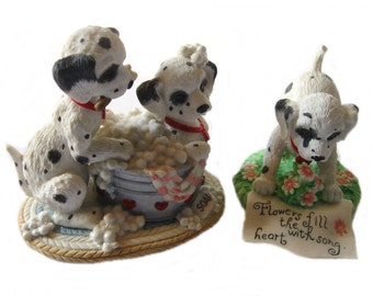 Dalmatian Dog Figurine, The Kelsey Collection