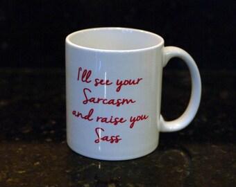 Sass Mug