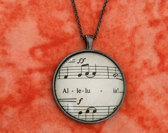 Christian Music Pendants