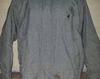 Vintage Crocodile Jacket