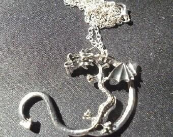 Dragon on chain