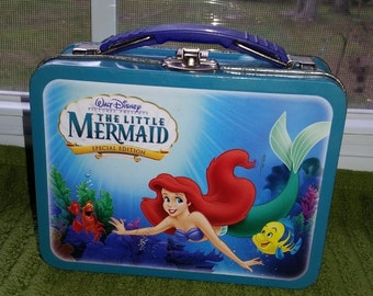 The Little Mermaid Special Edition Tin - Adorable