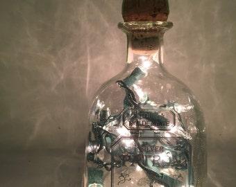 Patron Alcohol Bottle Light