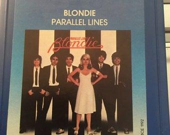 Blondie - Parallel Lines - 8 Track