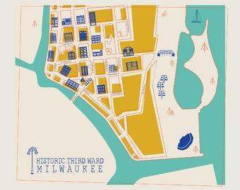 Historic Third Ward Milwaukee, WI