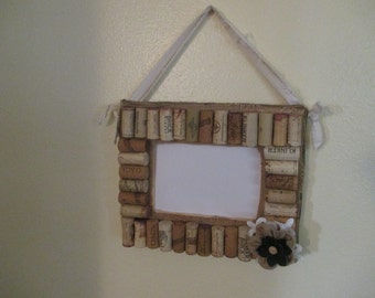 5x7 Cork Picture Frame