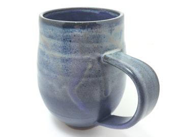 Large Purple/Blue Mug