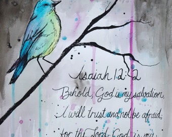Blue Bird Quote