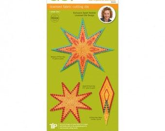 AccuQuilt GO! Die GO! Star 8-Point by Sarah Vedeler - 55315