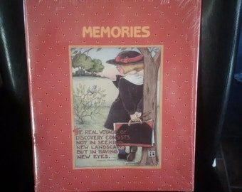 Mary Engelbeirt Voyage of Discovery scrapbook 1993