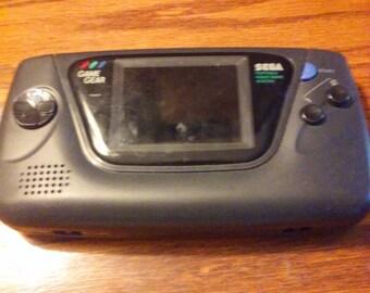 Sega Game Gear!
