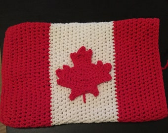 Canada flag Tablet Cover
