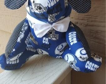 Indianapolis Colts Football Dog