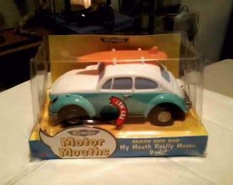 Micro Machines Motor mouths--beach bug bud car