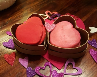 Be My Valentine Iced Sugar Cookies