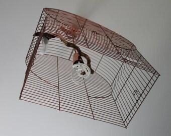 suspension luminaire etsy. Black Bedroom Furniture Sets. Home Design Ideas