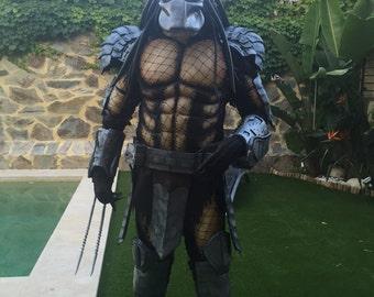 Suit  predator Costume