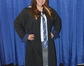 Hogwarts Costume, Harry Potter Costume, RavensClaw Costume, Halloween Costume