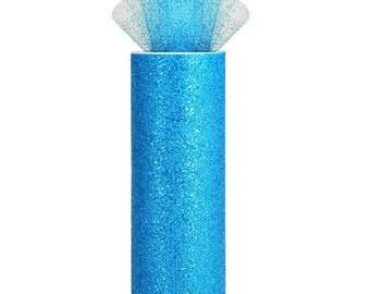 """5-3/4"""" Glitter Tulle"""