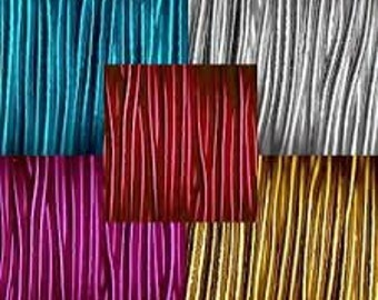 Metalic elastic cord