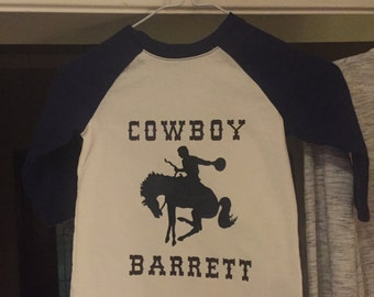 Boys cowboy t-shirt