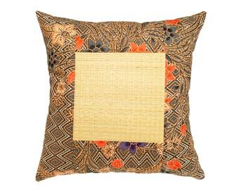 Tribal Batik Cushion